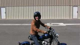 7. CSC Motorcycles Test Ride