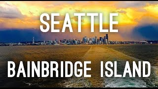Bainbridge Island (WA) United States  city photos gallery : Seattle City Tour | Bainbridge Island