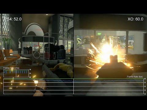 battlefield hardline xbox one resolution