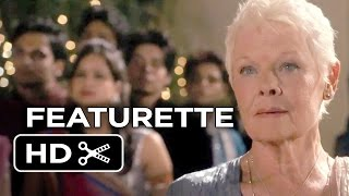 The Second Best Exotic Marigold Hotel Featurette - Blossoming Relationships (2015) - Movie HD