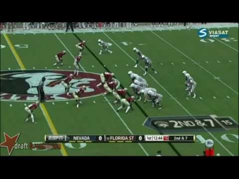 Joel Bitonio vs Florida St. 2013 video.