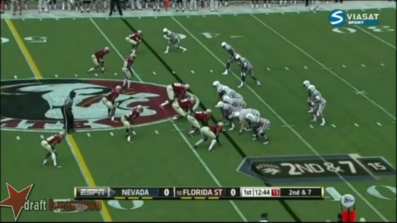 Joel Bitonio vs Florida State (2013)