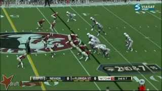 Joel Bitonio vs Florida State (2013)
