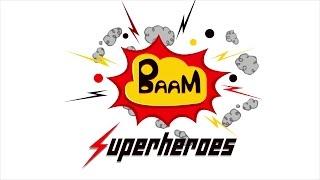 Kids cartoon | Cartoons for Children | Baam Superheroes | Trailer