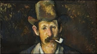 Man with a Pipe (cézanne)