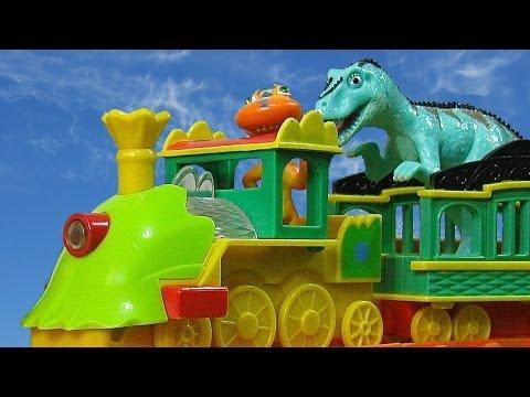 Dino Track Adventure Set Dinosaur Train Buddy Laura Mr Conductor Tomy