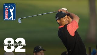 Tiger Woods wins 2006 Buick Invitational   Chasing 82 by PGA TOUR