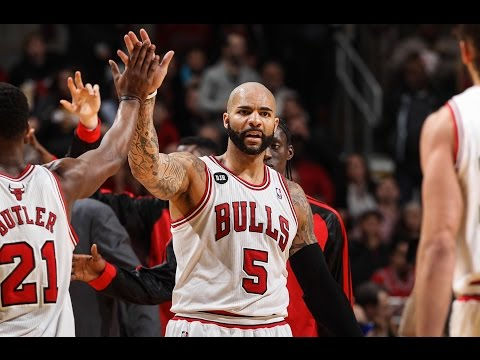 Video: Best of Carlos Boozer with the Chicago Bulls