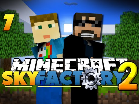 Minecraft SkyFactory 2 - Friendly Competition! [7]