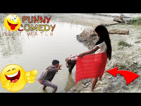 Very Funny Stupid Boys 😂 Indian Top Comedy Video 2020 | Try Not To Laugh-Ep--5-- TMBD TV