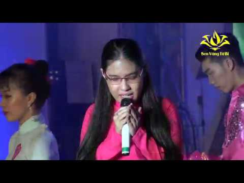 Cô bé khiếm thị Ngọc Anh góp mặt đêm từ thiện sau cùng với NS hài Anh Vũ (ĐẠO TRÀNG TỊNH ĐỘ) - Thời lượng: 3 phút, 50 giây.