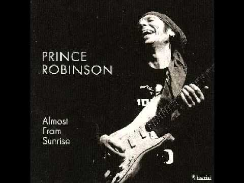 Prince Robinson   Almost From Sunrise   2006   Don't Answer The Door   Dimitris Lesini Blues