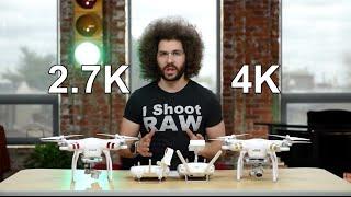 Hvilken DRONE skal du vælge?  DJI Phantom 3 Professional eller Standard?Har du allerede besluttet dig for at købe en DRONE ...