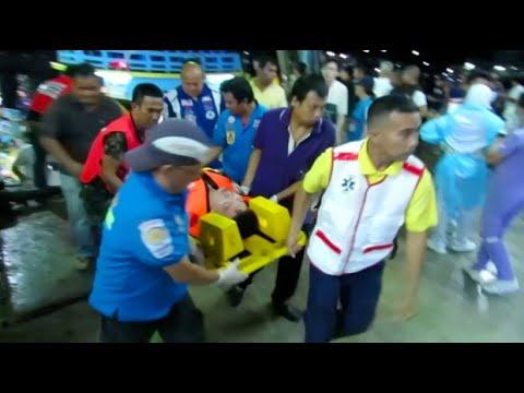 Thailand: Touristenboot kentert  – Dutzende Vermisste