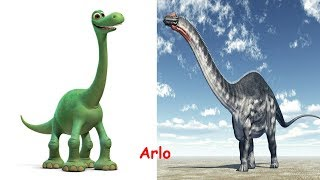 Nonton The Good Dinosaur Characters In Real Life   Ice Age In Real Life Film Subtitle Indonesia Streaming Movie Download