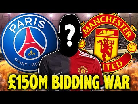 Video: REVEALED: Manchester United To Beat PSG To £150M Superstar?! | Transfer Talk