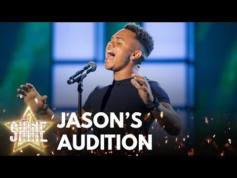 Video Jason Brock performs 'Run To You' by Whitney Houston - Let It Shine - BBC One download in MP3, 3GP, MP4, WEBM, AVI, FLV January 2017