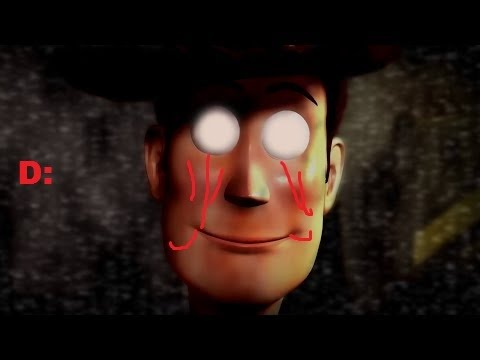 Toy Story.exe Boss Battle ft My Hubby