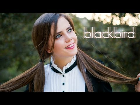 "The Beatles  ""Blackbird"" Cover by Tiffany Alvord"