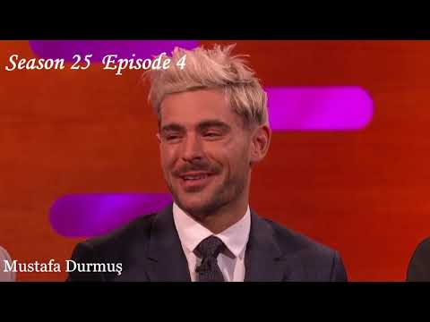 All Red Chair Stories of Season 25 - The Graham Norton Show