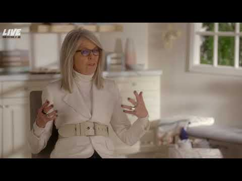 Interview: Diane Keaton Discusses Her Character in BOOK CLUB