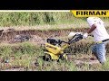 Mesin Bajak Mini ladang kering & basah | Traktor Mini | Tiller | Cultivator | FIRMAN FTL900H