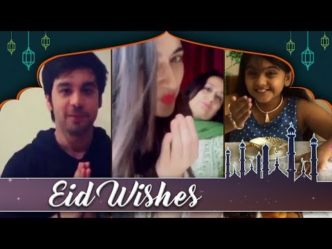 Avni, Bihaan, Kamini Wish All Their Fans EID MUBAR