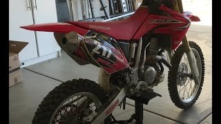 3. 2015 CRF150RB REVIEW W/STARTUP!