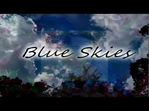 Tekst piosenki Perry Como - Blue Skies po polsku