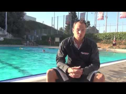 PACIFIC PROFILES: Balazs Erdelyi - Men's Water Polo