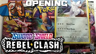 VMAX CONFUSION - Opening a Duraludon Rebel Clash Blister Pack of Pokemon Cards! by Flammable Lizard