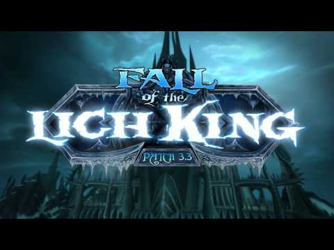 WOW: Fall of the Lich King Trailer [Video]