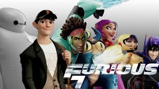 Nonton Furious 7  Big Hero 6 Crossover Trailer Film Subtitle Indonesia Streaming Movie Download