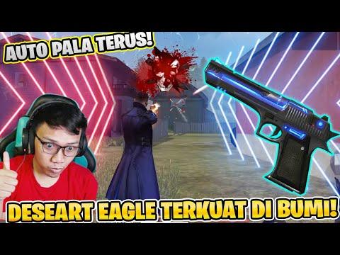 SKIN PISTOL DESEART EAGLE CYBERPUNK TERBARU! HEADSHOT TERUS PAKE SKIN INI!