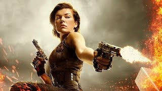 Resident Evil: The Final Chapter - Milla Jovovich Interview by IGN
