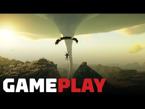 Just Cause 4 - Tornado Gameplay Reveal - Gamescom 2018
