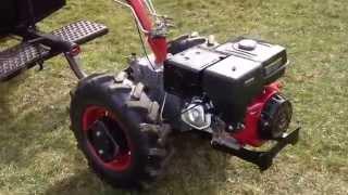 Мотоблок Grasshopper (Мотор Сич) с двигателем Weima 13 л.с.