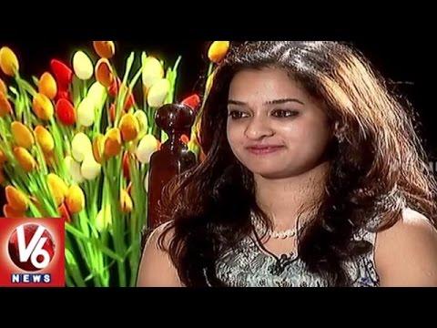 Actress Nanditha Raj Exclusive Interview | Savitri | Madila Maata | V6 News