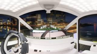 360° Interior Experience Rinspeed
