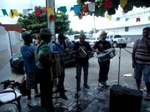 São João de Patos 2011 - Marcelo cantando Homem com H
