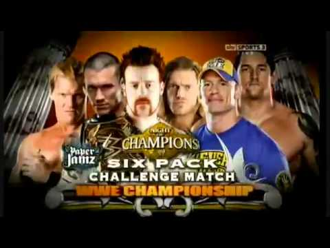 Video WWE Night Of Champions 2010 Highlights [HD]. download in MP3, 3GP, MP4, WEBM, AVI, FLV January 2017