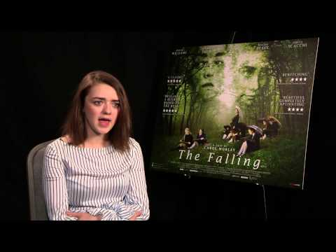 The Falling - Cast and director interview