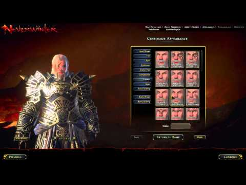 Neverwinter Primer gameplay en español