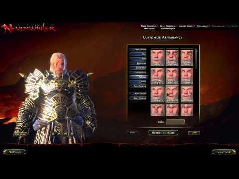 Neverwinter Primer gameplay en español