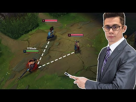 How To Beat 2 Top Laners At Once (Informative)