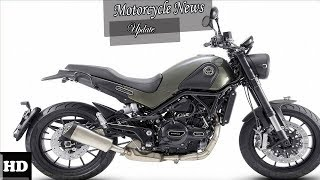 7. Hot News !!! 2018 Benelli Caffenero 150 Engine and Price Overview