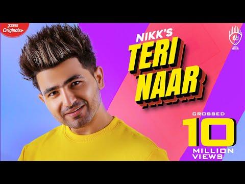 Nikk : Teri Naar   Avneet Kaur   Rox A   Official Music Video