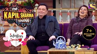 Video Rishi And Neetu Kapoor, The Modest Couple | Valentine's Week Special | The Kapil Sharma Show MP3, 3GP, MP4, WEBM, AVI, FLV Juni 2019