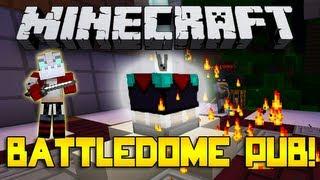 PUBLIC Battledome - TEAMWORK! w/Nooch&Friends (Minecraft)