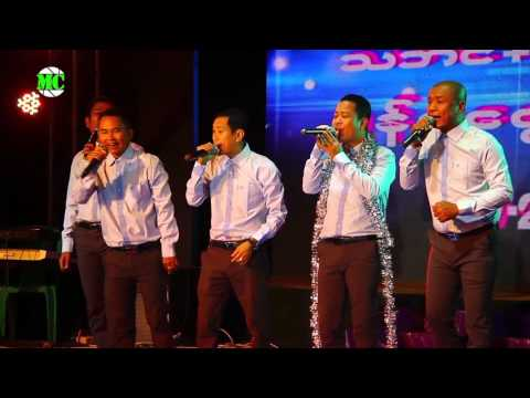 Comedy Thabin Concert for Supporting Fire Victims in Myanmar